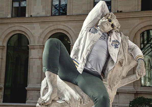 Behold, Classical Greek Statues Dressed Up Like Hipsters