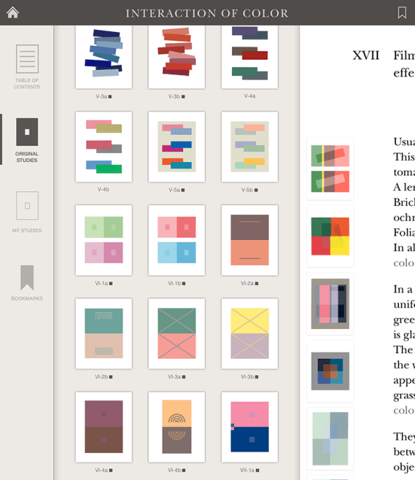 A Bible Of Color Theory Is Now An App