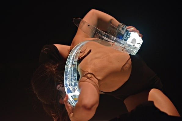 Watch: With Cyborg Instruments, Dancers Turn Movement Into Music