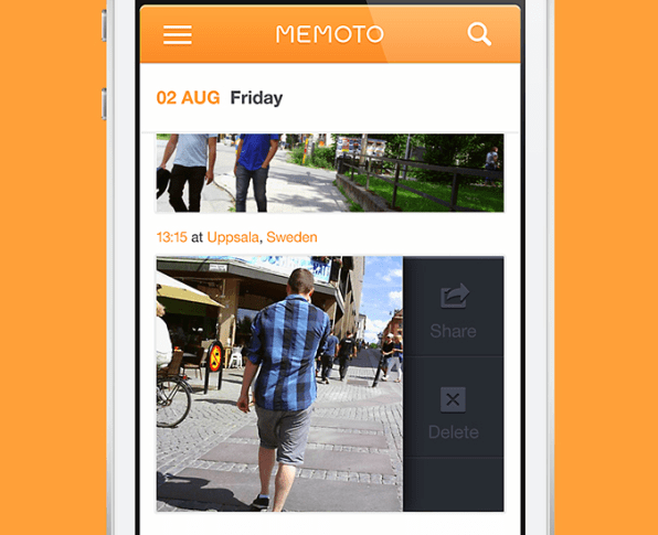 Here's What Memoto Does With Your Entire Life After Photographing It