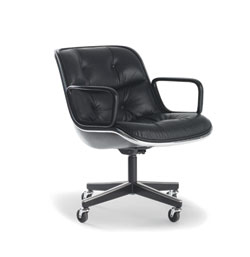 Most Notably, In 1963 He Introduced The Pollock Executive Chair Through  Knoll Studio. It Remains Office Fixture To This Day, Making High Profile  Appearances ...