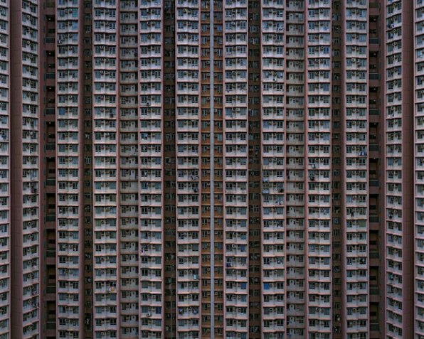 The Mesmerizing Skyscrapers Of Hong Kong In Eerily Beautiful Close-up