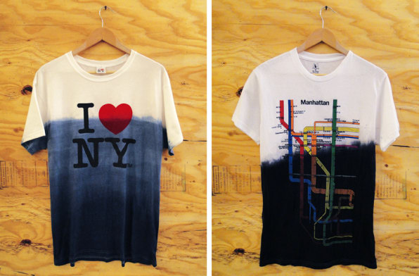 New York Icons Go Dark In Sandy Relief T-Shirts