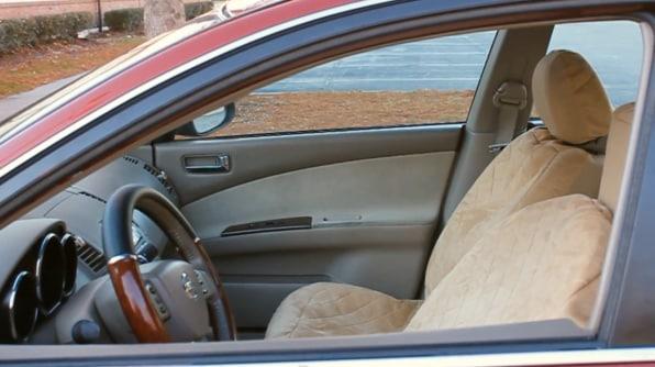 Toyota Drive Thru >> Watch A Driver Less Car Go Through A Drive Through And The