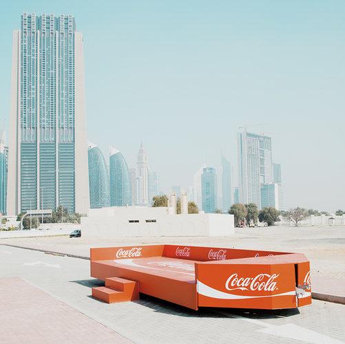 Eerie Photos Show The Strange Emptiness Of Dubai