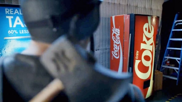 Pepsi Mocks Coke's Super Bowl Campaign, Coke Fires Back