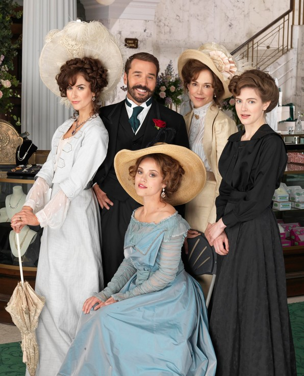 """Mr  Selfridge"""" And The Story Of A Revolution In Retail"""