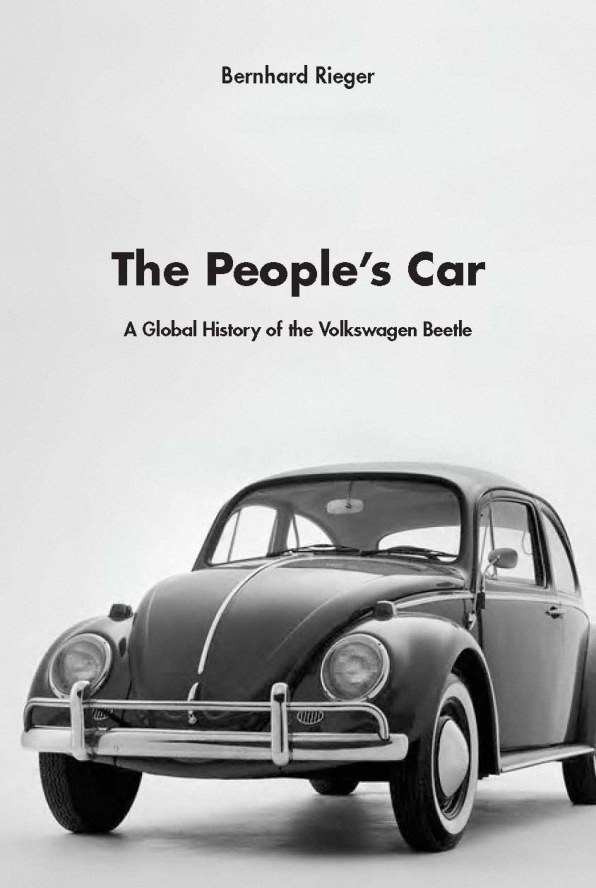 See A Brief Cultural History Of An Auto Giant: The Volkswagen Beetle
