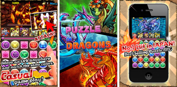 How Gungho Made Mobile Game Mega Hit Puzzle Dragons And Beat Zyn