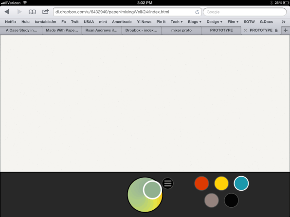 The Magical Tech Behind Paper For iPad's Color-Mixing Perfection