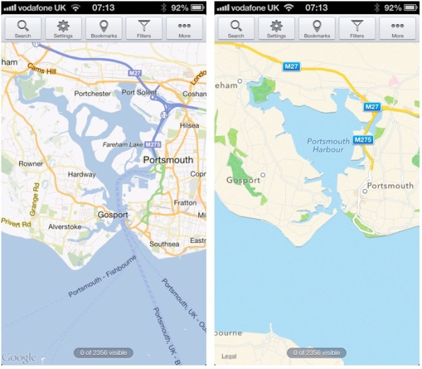 Apple MapKit Actually Hiding Something Insanely Great