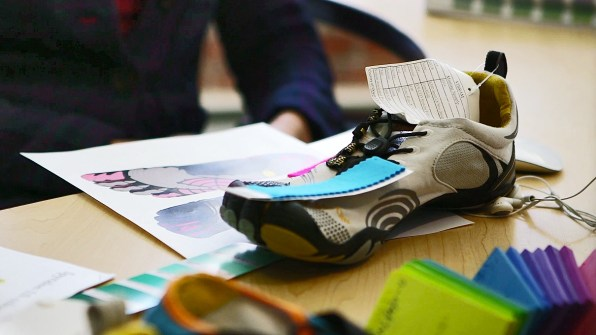 Why Vibram Took A Flyer On Those Crazy FiveFingers Barefoot Shoes