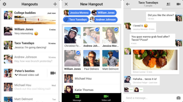 Answer These 3 Questions, And Turn Google Hangouts Into An Essential N