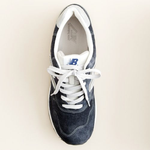 97d07d14f259f J.Crew's head of men's design Frank Muyjtens may have loved his New Balance  1400s more than New Balance did when it first released the shoe in 1994.