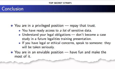 Tracking: The NSA's Secret Surveillance Programs
