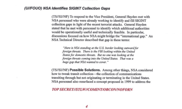 Tracking The NSA S Secret Surveillance Programs
