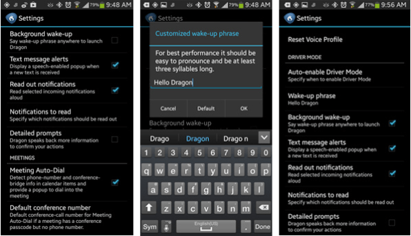 Can Android's Dragon Beat Apple's Siri By Listening Better?