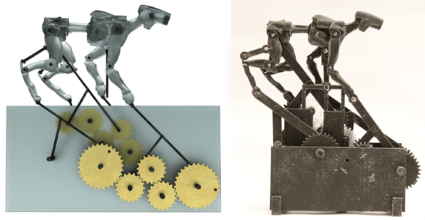 Disney S Software Could Let You 3 D Print Your Own Mechanical Toys