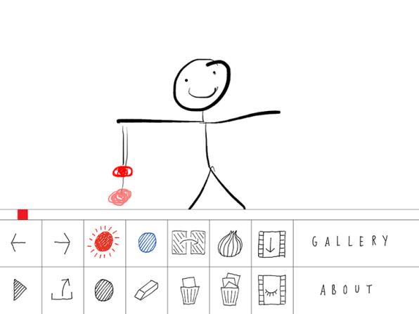 A Dead-Simple App For Drawing Cartoon GIFs