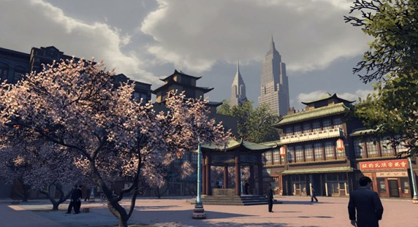 See How Beautiful Video Game Worlds Are, Minus The Game Part