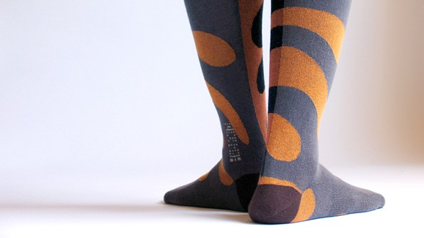 How Do You Design The Craziest, Most Comfortable Socks