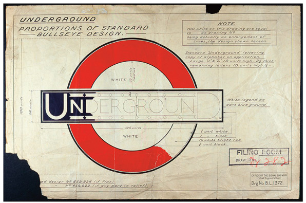 The Amazing History Of Londons Most Enduring Logo