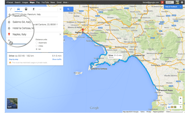 Maps Multiple Stops >> One Of The Most Requested Google Maps Features Is Now Live Directions