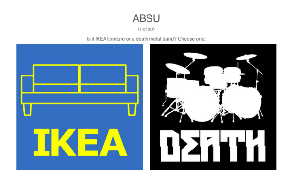 Can You Tell The Difference Between Ikea Products And Death