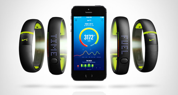 Nike's Updated FuelBand: Better Algorithm, Worse UX