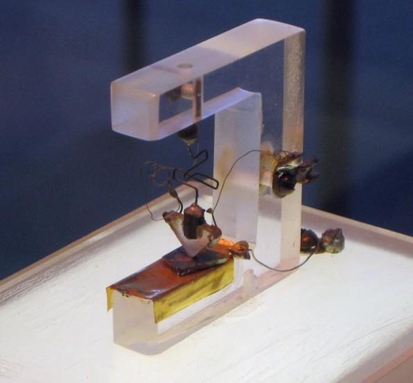 Nanodiamonds–What Makes Ultrafast Optical Processors Possible