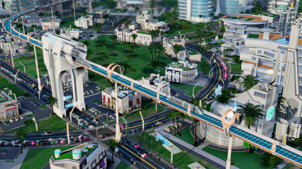 Inside SimCity's Vision Of Tomorrow, Where You Can Build A