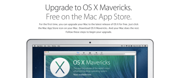 All Of The Ways Apple's New Free Mac OS Hurts Microsoft Windows