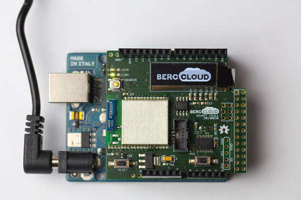 From Berg, A DIY Kit That Connects Your Gadget To The Internet Of Things