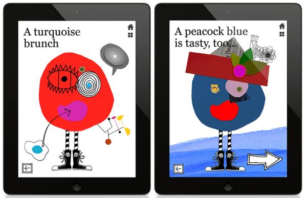 Former Kate Spade Art Director Develops An Adorbs Book App For Kids