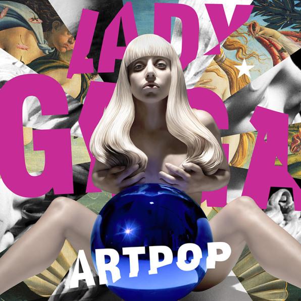 Rockstar Graphic Designers Critique Lady Gaga's ARTPOP Album Cover