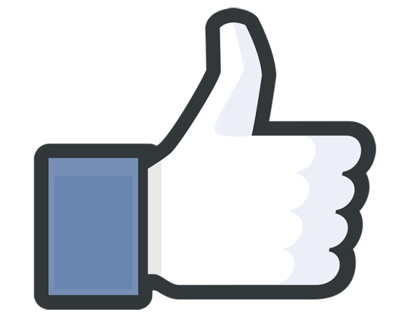 Why Facebook S New Like Button Ditches The Thumbs Up