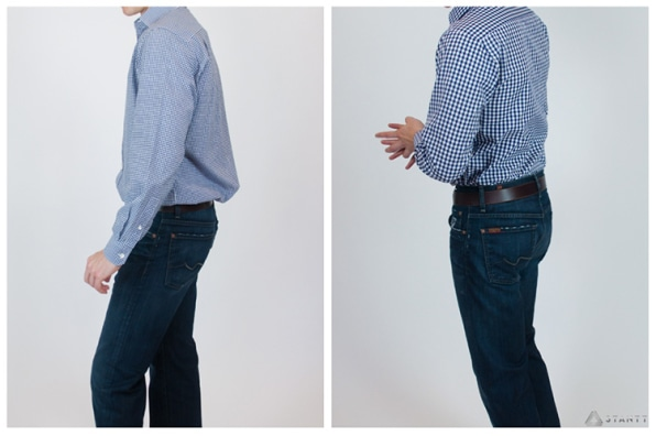 Forget Small, Medium, And Large: This Shirt Comes In 50 Sizes