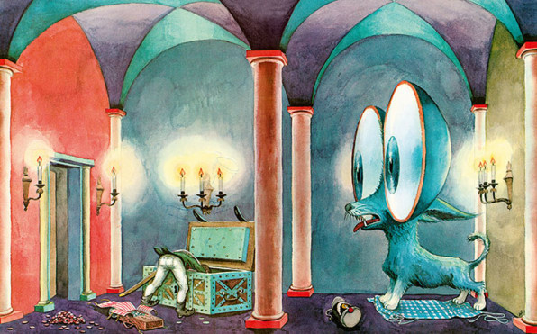 10 Stunning Illustrations From Hans Christian Andersen's Fairy Tales
