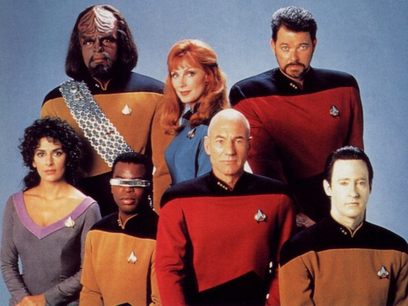 The Gross Secret Behind Star Treks Old Costumes