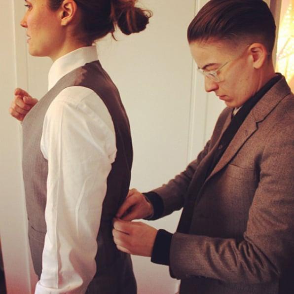 A Suit Designed To Make Transgender Men And Butch Women Feel Handsome
