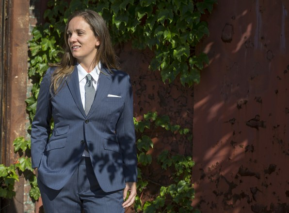 A Suit Designed To Make Transgender Men And Butch Women Feel Handsome