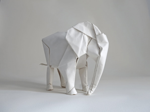This Guy Wants To Fold A Life-Sized Origami Elephant