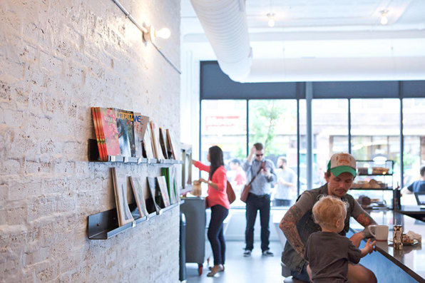 The Doctor's Office Of The Future: Coffeeshop, Apple Store, And Fitness Center