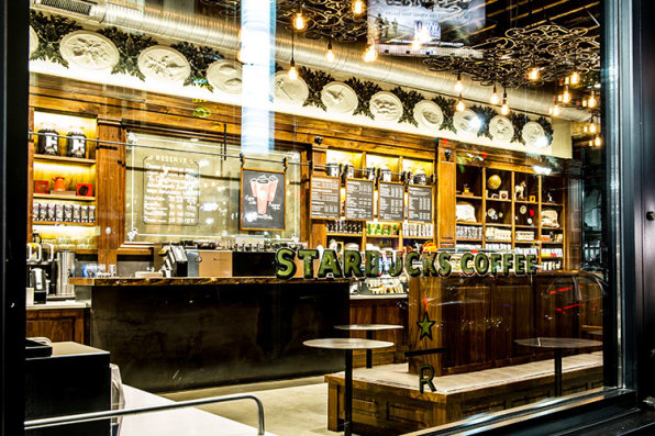 Starbucks Channels Old-World Mysticism In New Big Easy Store