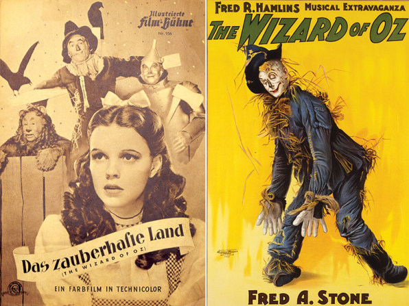 Happy 75th Birthday To The Wizard Of Oz