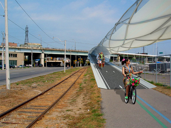 A Brief History Of Bike Superhighways