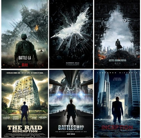 The 9 Biggest Clichés In Movie Posters