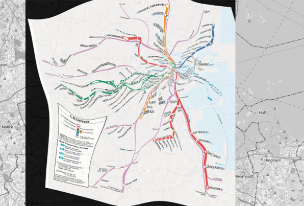 How To Design A Subway Map.How Geographically Accurate Is Your City S Subway Map