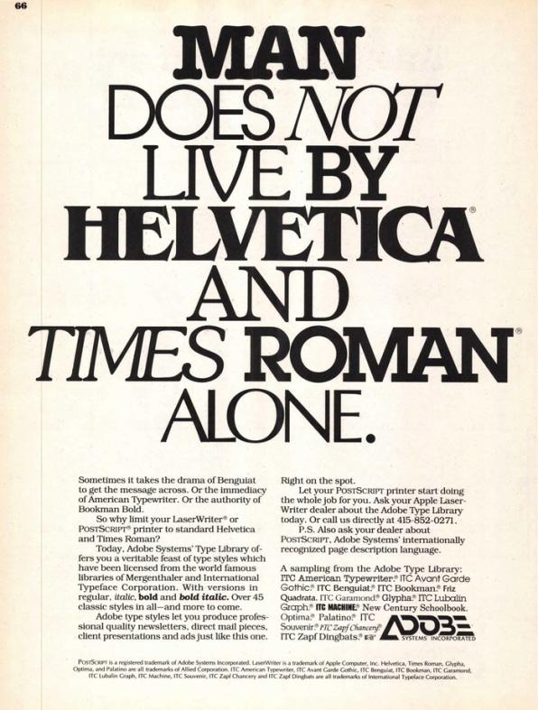 How Adobe Solved The Biggest Problem In Digital Font Design
