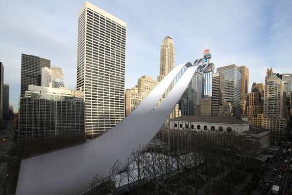 The Winter Olympics In Downtown New York Would Have Been Dope
